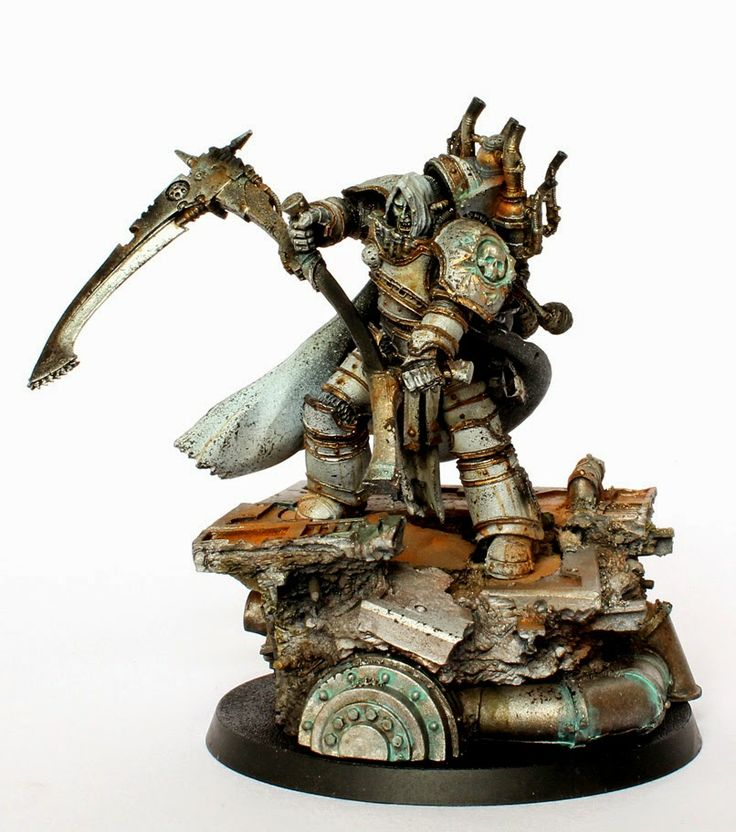 17 Best images about 14th Legion : the Death Guard on Pinterest | Warhammer 40k, Around the ...
