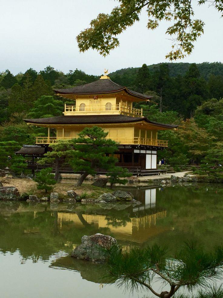 Kinkuju Temple | Japan