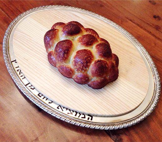bread for rosh hashanah