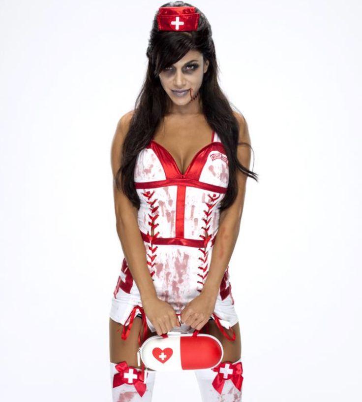 wwe divas halloween costume rosa mendes wwe pinterest wwe divas - Wwe Halloween Divas