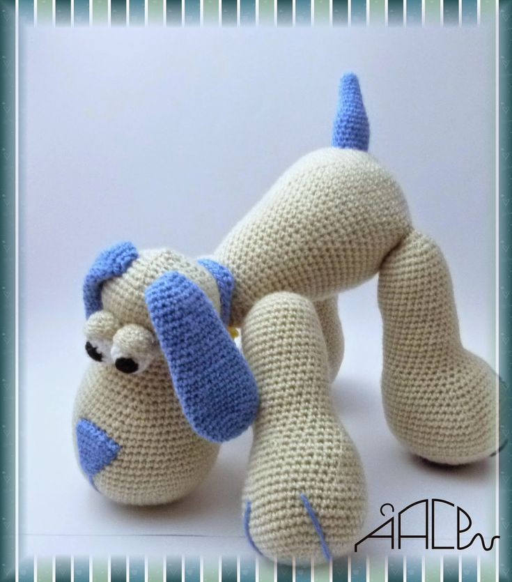 17 Best images about Amigurumi CANE on Pinterest Toy ...