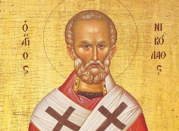 Άγιος Νικόλαος ο Θαυματουργός - Εορτάζει στις 6 Δεκεμβρίου