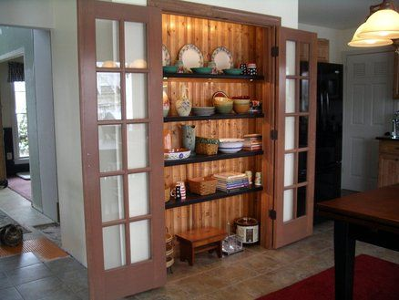 Best French Door Pantry Home Pinterest Pantry Doors And 400 x 300