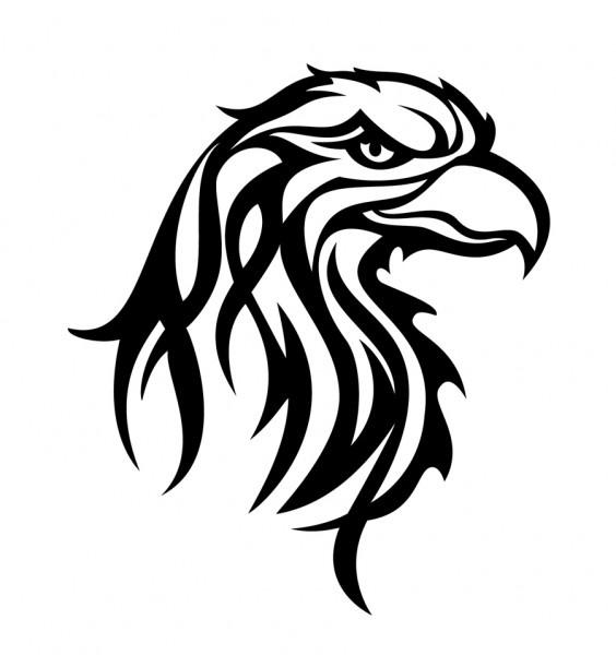 Best 25 Aguila tribal ideas on Pinterest  Tatuaje tribal de