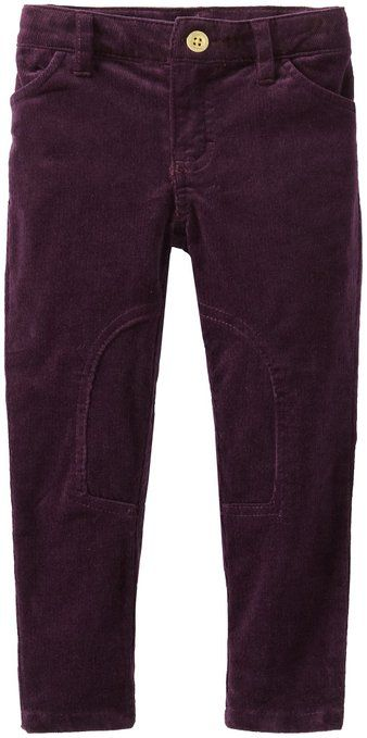 Hartstrings Girls 2-6X Toddler Girl Stretch Corduroy Jodphur Style Pants, Raisin Need to find in bigger size!