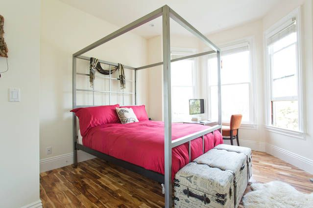 San Francisco; Haight-Ashbury area, $140 The best room, ever. | Airbnb Mobile