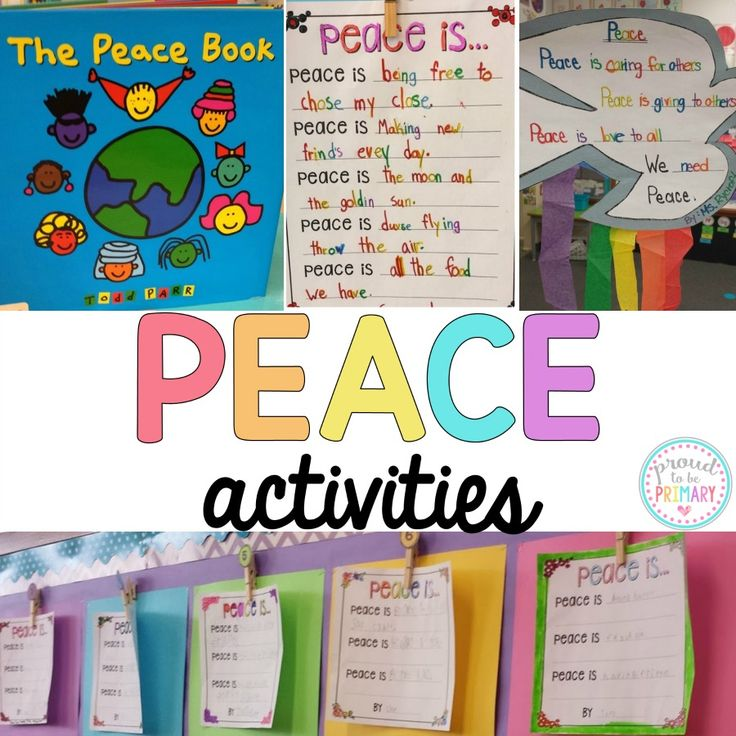 Celebrate and teach about peace in your classroom with these activities for Remembrance Day and Veteran's Day. Includes a FREE writing templates and poppy art.