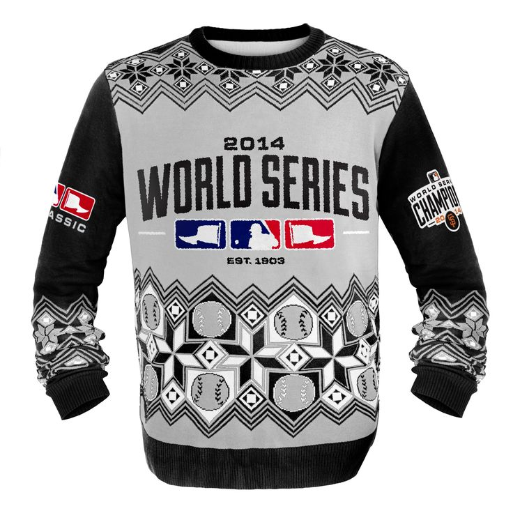 San Francisco Giants Ugly Christmas Sweaters | Ugly Sweater Party ...