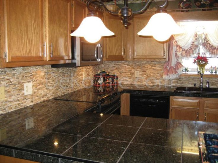 3d Wall Tiles Kitchen