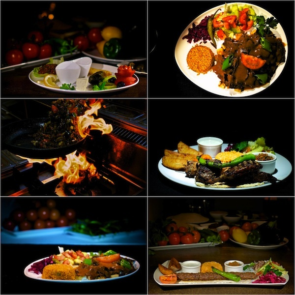 Lille Istanbul - Selected dishes