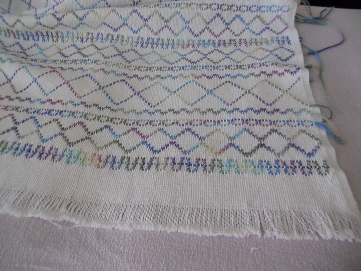 Free Monk Cloth Swedish Weaving Patterns | Swedish Weaving Complete | What Shall I Make Today?