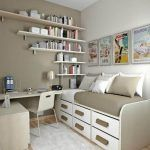 17 Best Ideas About Space Saving Bedroom On Pinterest