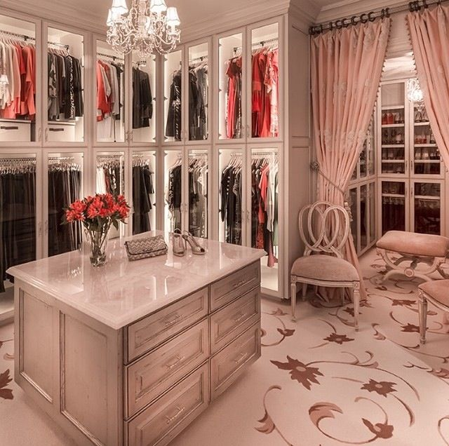 951 Best Images About Walk In Closets On Pinterest