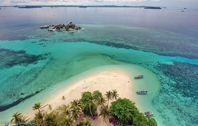 Bangka Belitung Beach, Indonesia.