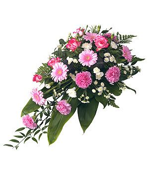single ended coffin sprays - Google Search
