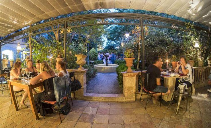 Restaurant a Girona – Sala a Girona - Espais – Els Jardins de la Mercè