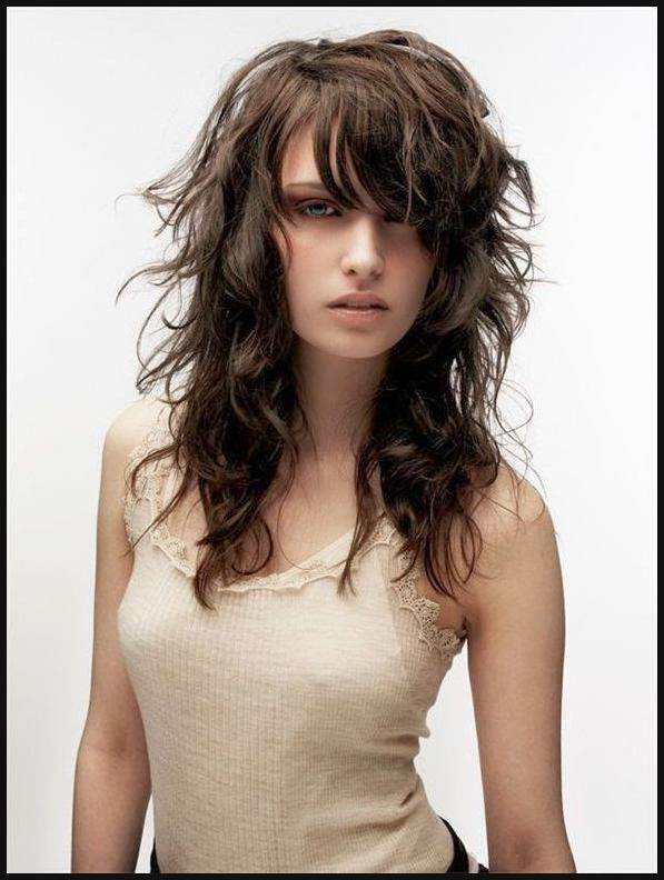 New Hairstyles Lang Tiered Curls – New Hair Trends