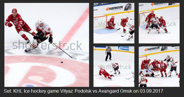 Take a look at #new serie of images from #ice #hockey #game #Vityaz #Podolsk vs #Avangard #Omsk on September 3, 2017