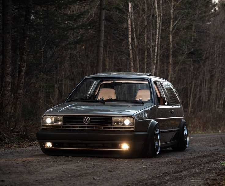 """75 Likes, 1 Comments - ⊙ Low crew ⊙ (@_low_crew_) on Instagram: """"Volkswagen Golf #vw #volkswagen #golf #golf2 #mk2 #golfmk2 #gti #golfgti #stance #fitment"""""""