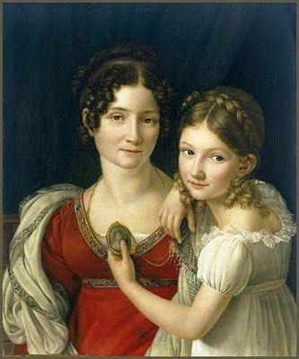 Soussanna and Morgana inspiration, though Morgana has black hair and Soussanna red.