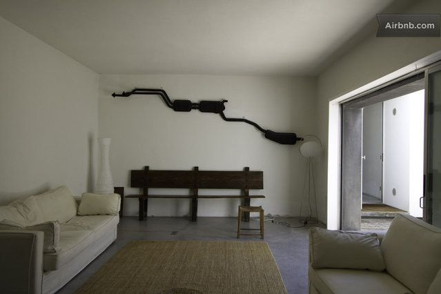 Living romm. 50€ per room occupied . House Rental in an exclusive regime.