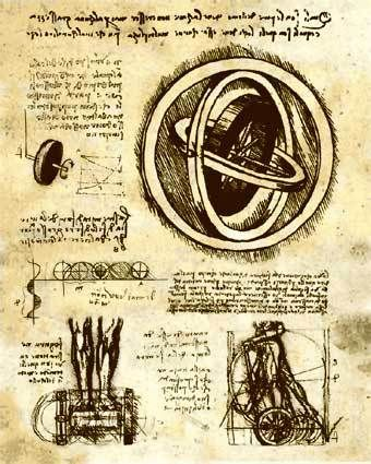 Recopilación de dibujos realizados por Leonardo da Vinci que incluye algunos inventos, ejercicios artísticos y estudios anatómicos. MAS IMAGENES( MUY RECOMENDABLE ): LEONARDO DA VINCI DESCARGA DOCU…