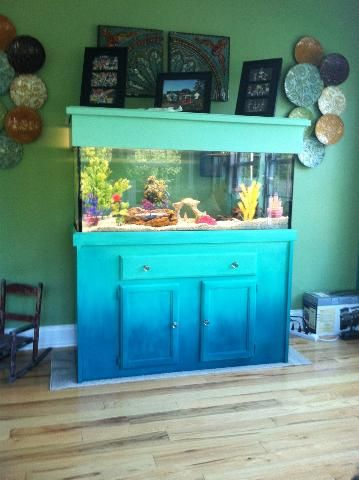 29 best ideas about fish tank fantasy on pinterest main for Fish tank paint