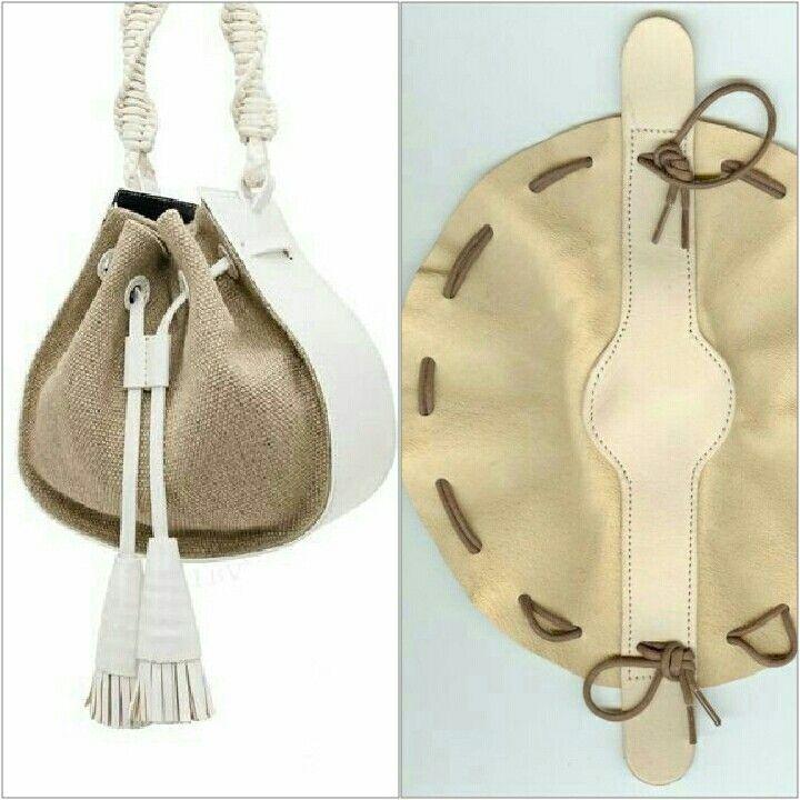 Tasche (zum Beispiel) aus einer alten Jeans (mit Anweisungen) · ☆ · ??? …  – Creative minds