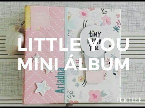 Mini album niña (Little You) - YouTube