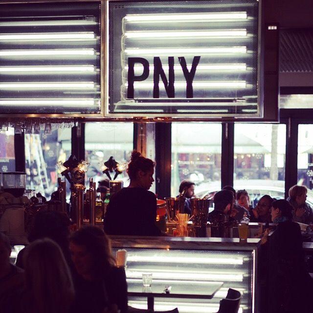 PNY PARIS NEW YORK OBERKAMPF