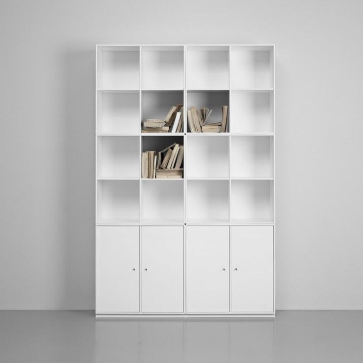 Montana Book Element | Montana | Shelves | Furniture | AmbienteDirect.com