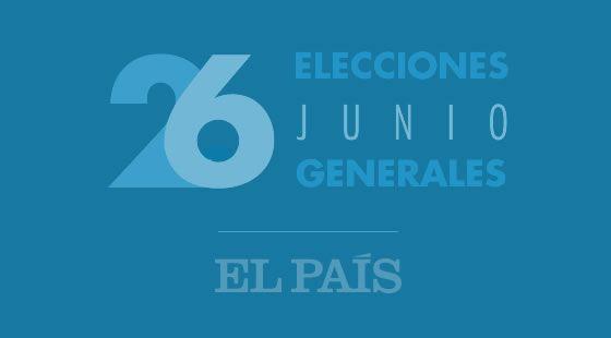 Conoce los resultados de las Elecciones 26J: número de votos, diputados y senadores al Congreso y Senado por comunidades, provincias y municipios con EL PAÍS.