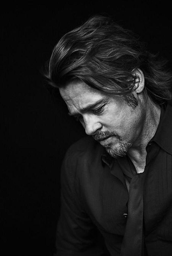 Brad Pitt © photo : Peter Lindbergh