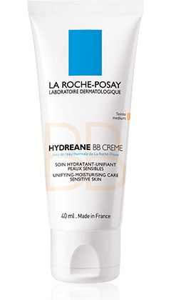 All about Hydreane BB Cream, a product in the Hydreane range by La Roche-Posay recommended for Sensitive, dehydrated  skin.