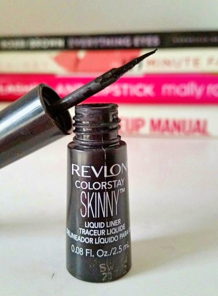Revlon Colorstay Skinny Liquid Eyeliner