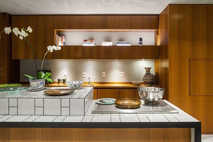 huiselijke keuken