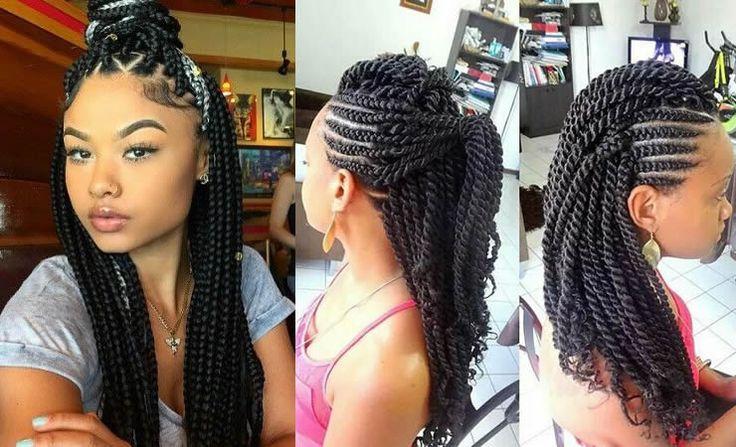 African Braids: Trending Ghana Weaving Styles, Season 2