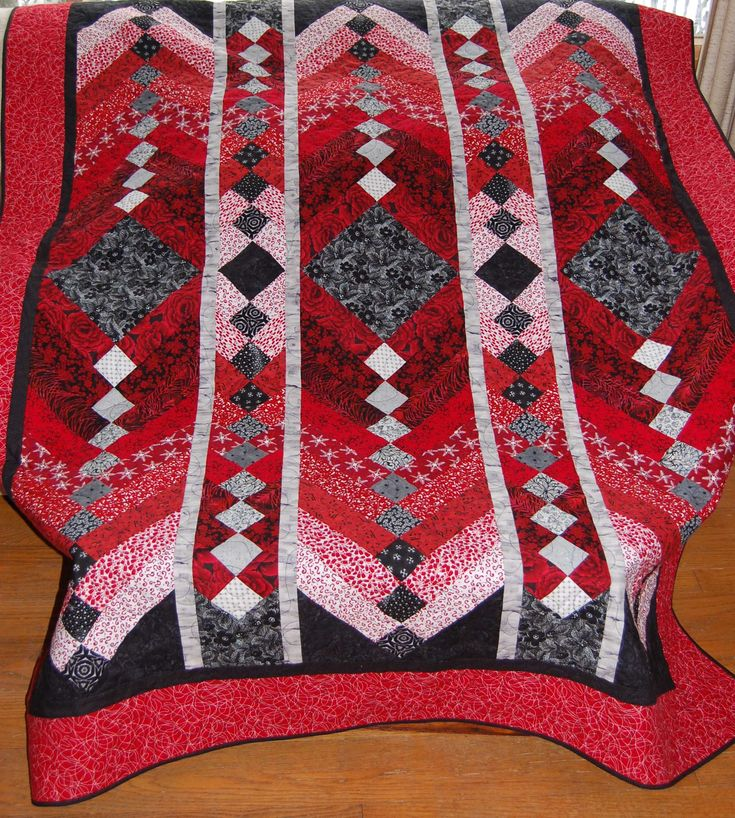 221 best Quilts-french braid images on Pinterest Tables, Centerpieces and Crafts