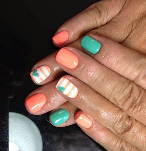 25+ Best Ideas About Nail Color Combos On Pinterest