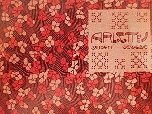 Koloman-Moser-Projet-de-textile-1900