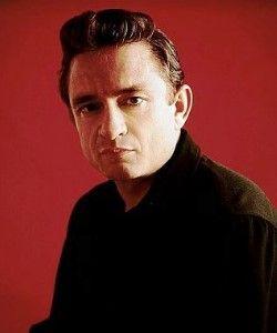 Johnny Cash.  The original Man In Black.