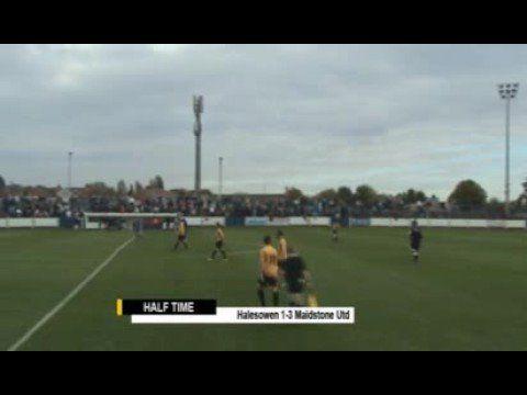 Halesowen Town Vs Maidstone Utd