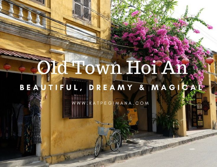 Enchanted by the beguiling charms of Old Town Hoi An.