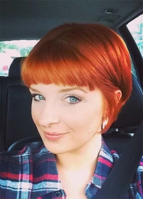 Best 25 bob hairstyles with bangs ideas on pinterest short bobs 50 short bob hairstyles haircuts with bangs urmus Image collections