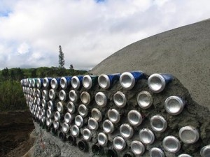 From Can to Solar-Powered Heater  It may sound strange, but using aluminum cans to build a solar-powered heater for your home is more common than you might believe. A great DIY project, solar-powered heaters using recycled cans are inexpensive and relatively simple to build.