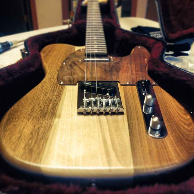 29 best pedalinstrument envy images on pinterest instruments mmguitarbar finally finished my diy telecaster project black walnut and birch body with a solutioingenieria Gallery