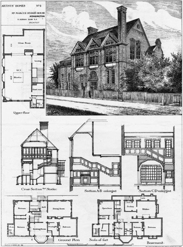 Grundriss auf pinterest wohnen bungalows und britische geschichte