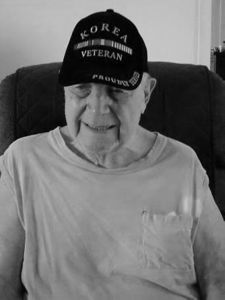 Gustave entered the service September 17, 1952 and took basic training in Fort Sill, Oklahoma.