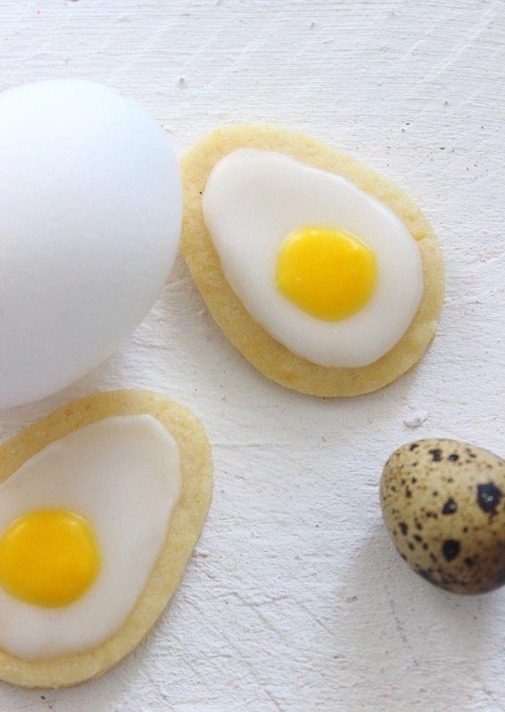 Rezept: Spiegeleikekse für den Osterhasen [küchenkränzchen]