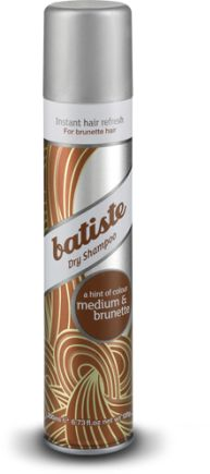 Batiste Dry Shampoo Medium & Brunette